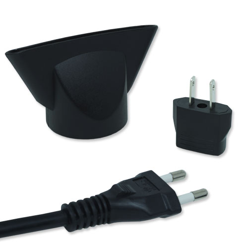Secador de Cabelo 2000W 127V Lizz Super Ionic Pro CH0005A Rosa com Inmetro  - BEST SALE SHOP