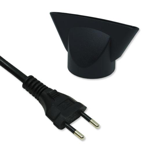 Secador de Cabelo 2000W 220V Lizz Super Ionic Pro CH0003B Amarelo com Inmetro  - BEST SALE SHOP