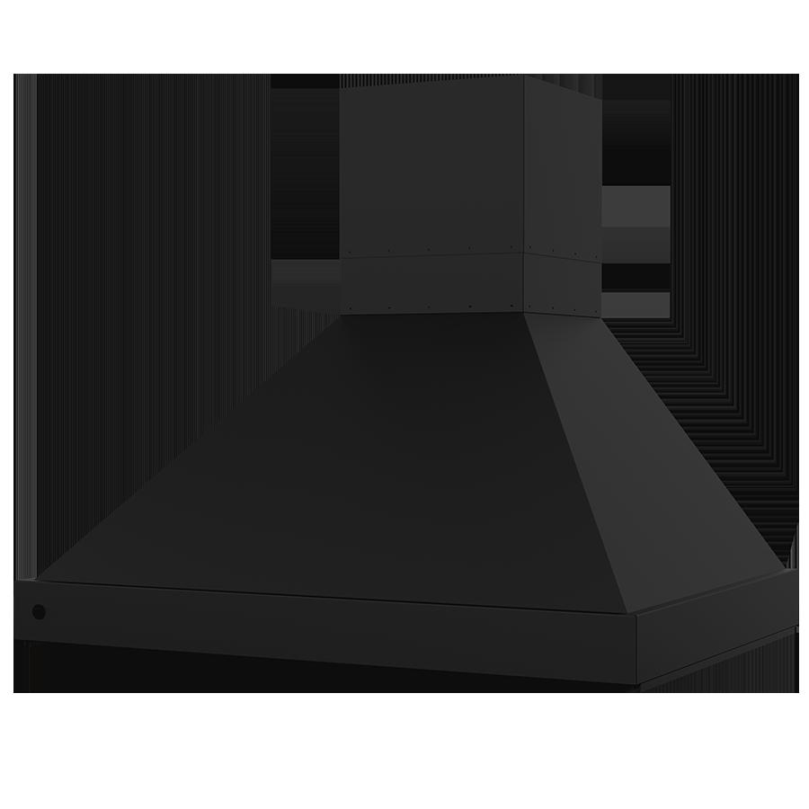 Coifa para Churrasqueira Aço Carbono Scheer