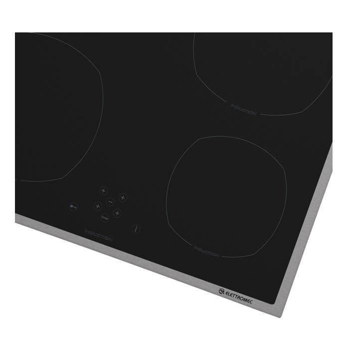 Cooktop Indução Splendore CI600 60cm Elettromec