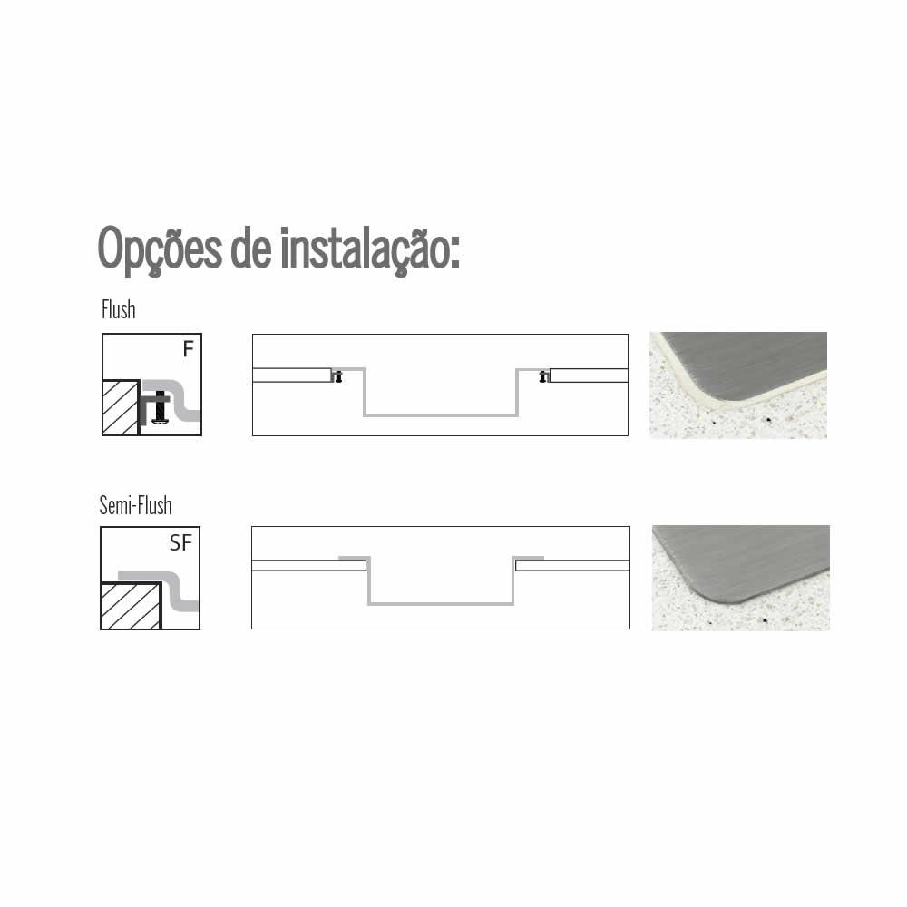 Cuba Quadrum 70 Tramontina Design Collection