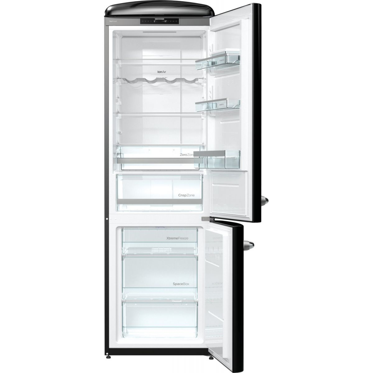 Refrigerador Retrô Collection ONRK192BK Gorenje