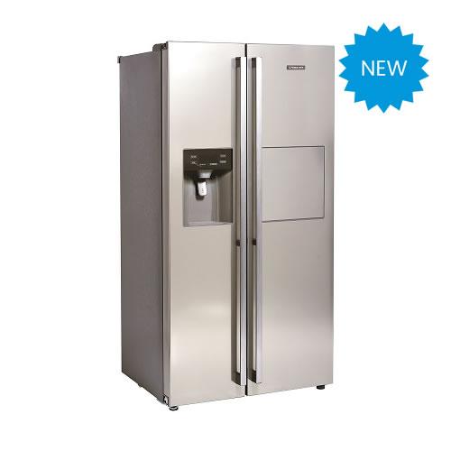 Refrigerador Side By Side 502L SBS 01CrissAir