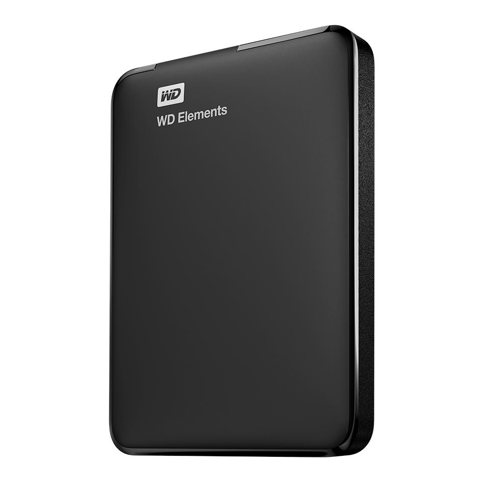 Hd Externo Portatil Wd Elements 1TB USB 2.0/ 3.0