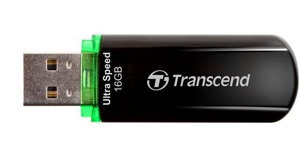 Pen Drive Transcend JetFlash 600 Elite 16GB