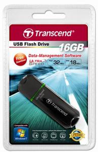 Pen Drive Transcend JetFlash 600 Elite 16GB