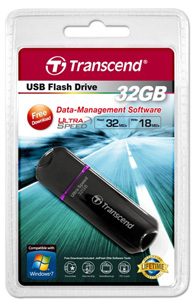 Pen Drive Transcend JetFlash 600 Elite 32GB