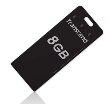 Pen Drive Transcend 8GB JetFlash T3