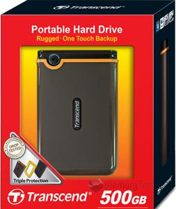 HD Externo Transcend StoreJet 25M 500GB