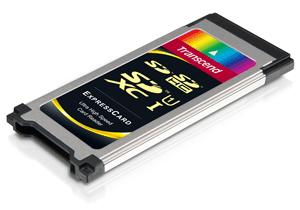Leitor de cartão de memória Transcend RDF1
