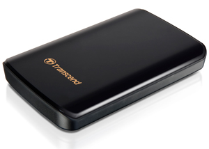 HD Externo Transcend StoreJet 25D3 750GB USB 3.0