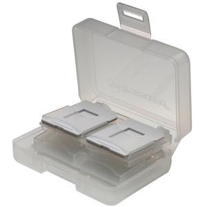 Case para 8 cartões SDHC ou MicroSDHC.