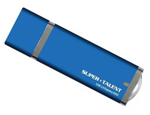 Pen drive Super Talent 8GB Express Duo USB 3.0