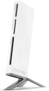 Leitor de cartões Sandisk USB 3.0 ImageMate para SDHC, SDXC, SD, CompactFlash, CF, microSDHC, microSD, MemoryStick Pro duo, MMC