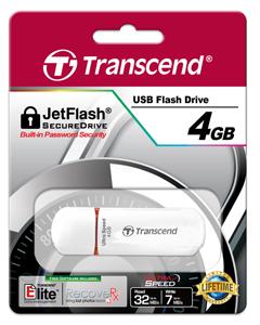 Pen Drive Transcend 4GB JetFlash 620 Elite