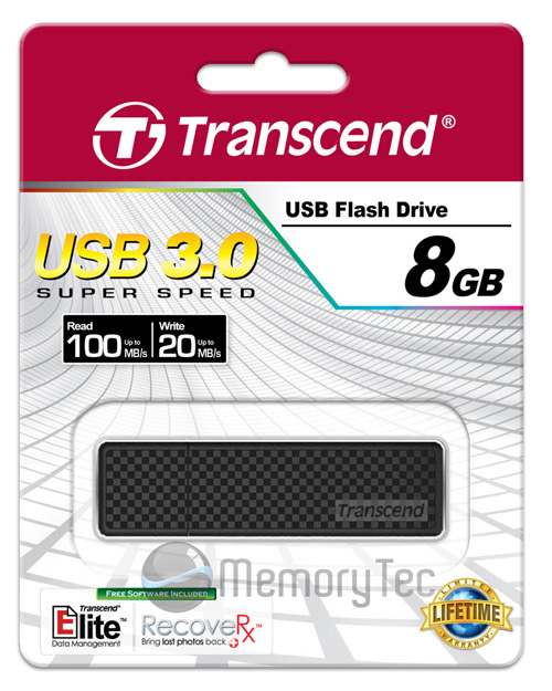 Pen Drive Transcend 8GB JetFlash 780 USB 3.0