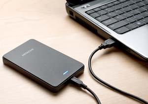 HD Externo Hitachi Touro Mobile Pro 500GB USB 3.0