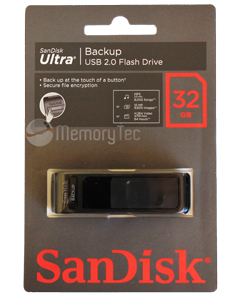 Pen drive Sandisk 32GB Ultra Backup