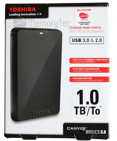 MINI HD EXTERNO TOSHIBA 1TB USB 3.0
