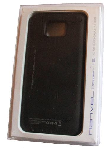 Bateria Externa Recarregável Hanvel Power para Galaxy S2