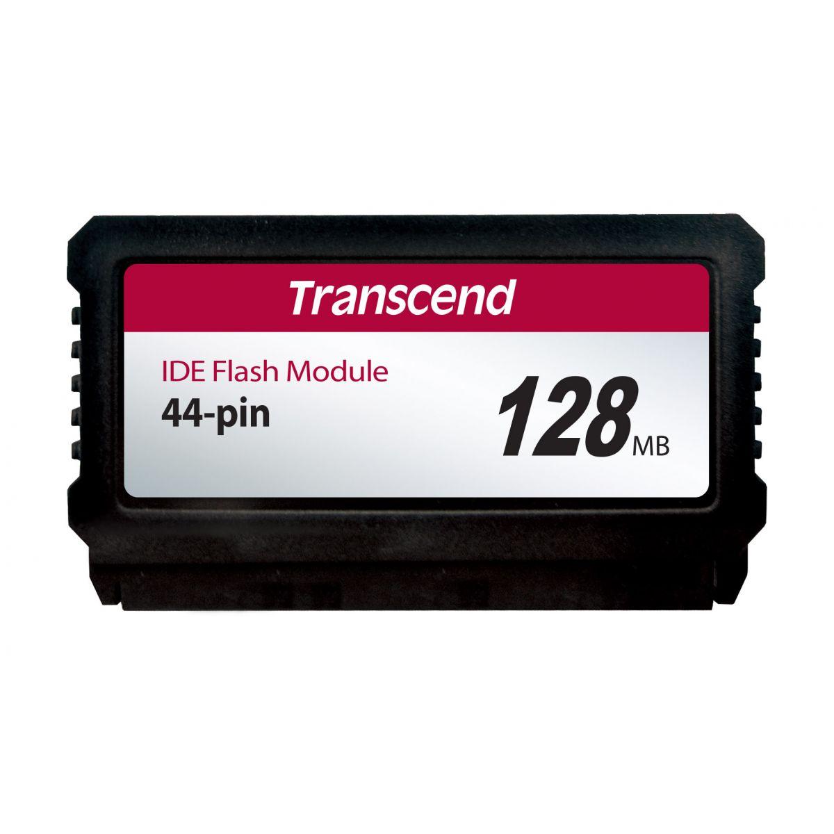 Módulo IDE Flash DOM 44 Pinos PATA 128MB Transcend (Vertical)