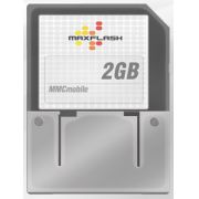 Cartao de Memoria MMC Mobile 2GB Maxflash