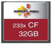 Cartão de Memória Cf 32GB Maxflash 233x