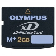 Cartao de Memoria XD M+ Plus 2GB Olympus