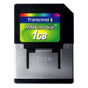 Cartão de Memória MMC Mobile Transcend 1GB