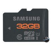 Cartão de Memória MicroSDHC Samsung Plus 32GB Classe 10