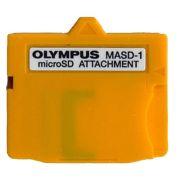 Adaptador Olympus MASD-1 de microSDHC para XD