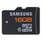 Cartão de Memória MicroSDHC Samsung Plus 16GB Classe 10