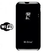 Wi-Drive Kingston 32GB - Armazenamento Portátil Wi-Fi