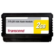 Módulo IDE Flash DOM 44 Pinos PATA 2GB Transcend (Vertical)