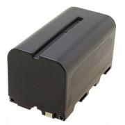 Bateria NP-F750 4000mAh para câmera digital e filmadora Sony HD1000, PD170, V1, Z1, Z5, Z7, FX7, MC2000