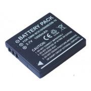 Bateria CGA-S008E DMW-BDE10 BD-70 para câmera digital e filmadora Panasonic Lumix DMC-FX20, DMC-FX500, DMC-FS20, SDR-S10, SDR-SW28