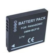 Bateria DMW-BCF10E 940mAh para câmera digital e filmadora Panasonic DMC-F3, DMC-FP8, DMC-FS4, DMC-FX40, DMC-TS2