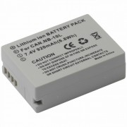 Bateria NB-10L 920mAh para câmera digital e filmadora Canon G1X  SX40 HS  SX50 HS  SX60 HS  G15  G16