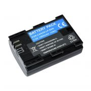 Bateria LP-E6N LP-E6 para câmera digital e filmadora Canon EOS Digital 5D Mark II, EOS 60D, EOS Digital 7D
