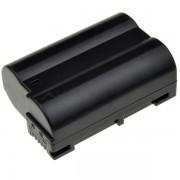 Bateria EN-EL15 para câmera digital e filmadora Nikon D7000, D800, D800e, D600, D7100, D7200 e 1 V1