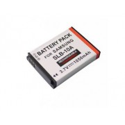 Bateria SLB-10A 1050mAh para câmera digital e filmadora Samsung ES60, HZ10W, L100, L301, M110, NV9, P1000, SL202, TL9, WB500