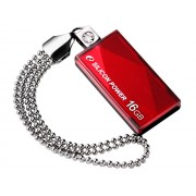Pen drive Silicon Power Touch 810 16GB Vermelho