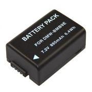 Bateria DMW-BMB9 para câmera digital e filmadora Panasonic DMC-FZ40, DMC-FZ45, DMC-FZ47, DMC-FZ48, DMC-FZ100, DMC-FZ150