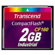 Cartão de memória CompactFlash Transcend 2GB TS2GCF160 160x Industrial