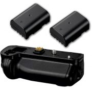 Kit Battery Grip DMW-BGGH3 para Panasonic + 2 baterias
