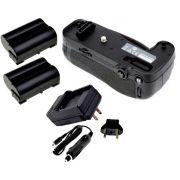 Kit Battery Grip MB-D16 para Nikon D750 + 2 Baterias EN-EL15 + Carregador