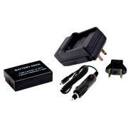 Kit 1 Bateria LP-E17 + Carregador para câmera digital Canon EOS Rebel T6i T6s 77D
