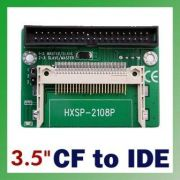 Adaptador Compact Flash CF para IDE 40-pin Tipo Macho