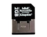 Cartão MMC Mobile 2GB Kingston