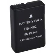 Kit 2 Baterias En-el14 Para Nikon + 1 Bateria EN-el15 para Nikon